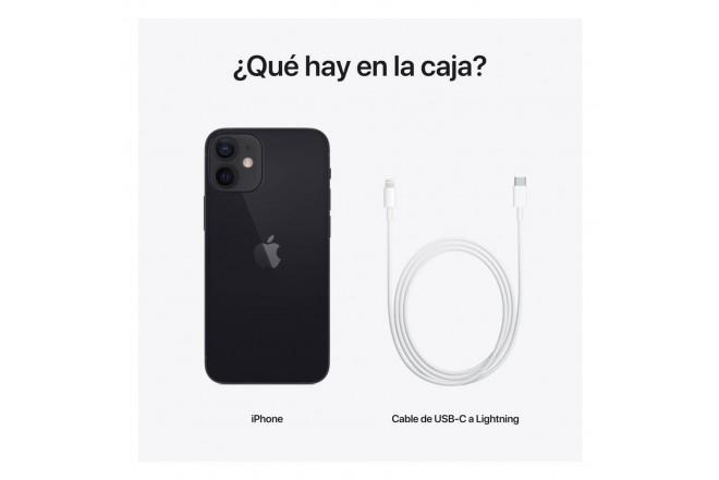 iPhone 12 mini 64 GB Negro-7