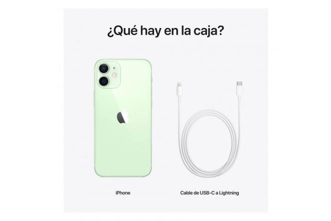 iPhone 12 mini 256 GB Verde-7