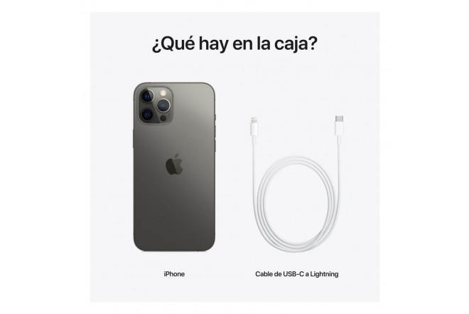 iPhone 12 Pro Max 128GB Negro Graphite-7