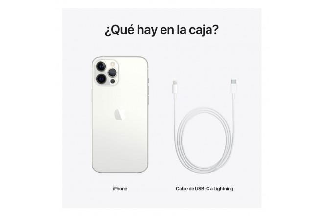 iPhone 12 Pro Max 256GB Plateado-8