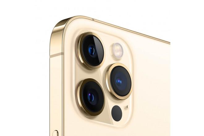 iPhone 12 Pro Max 256GB Dorado-3