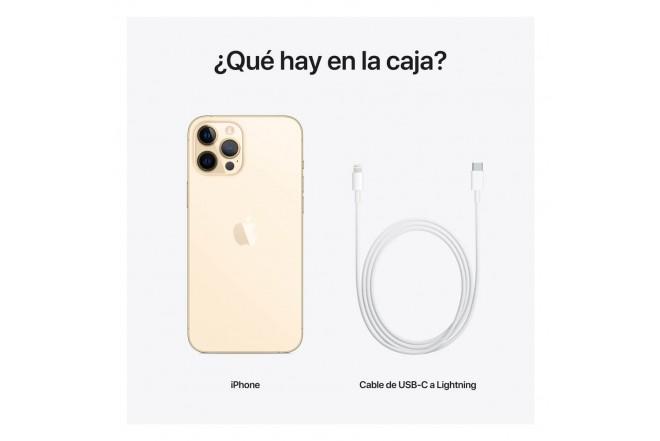 iPhone 12 Pro Max 256GB Dorado-8