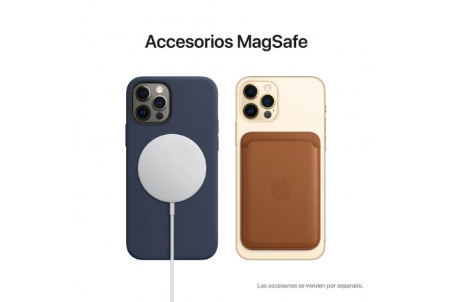 iPhone 12 Pro Max 512GB Plateado-7
