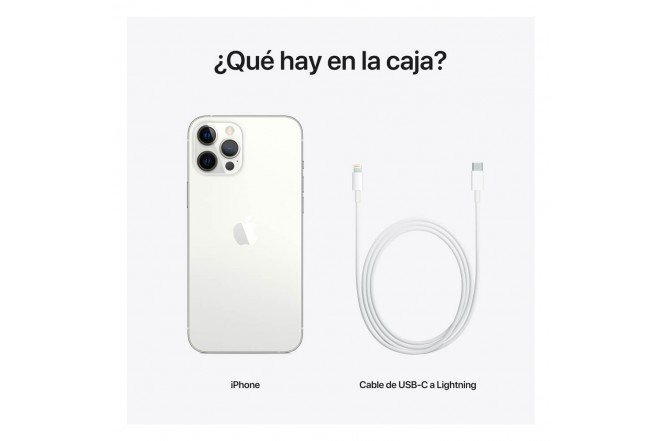 iPhone 12 Pro Max 512GB Plateado-8