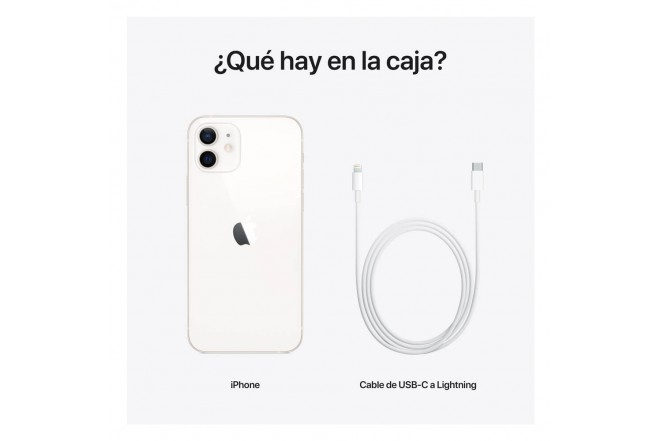 iPhone 12 64 GB Blanco-7