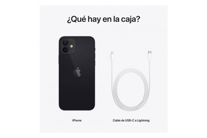iPhone 12 128 GB Negro-7