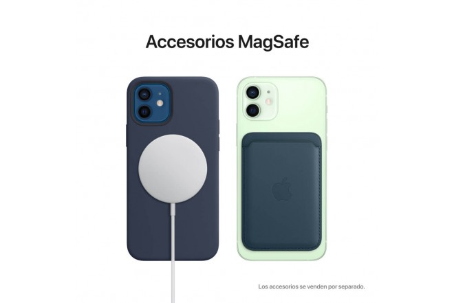 iPhone 12 128 GB Verde -6