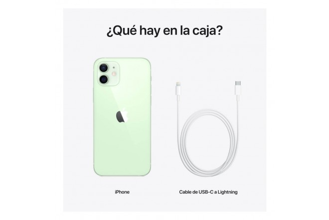 iPhone 12 256 GB en Verde-7