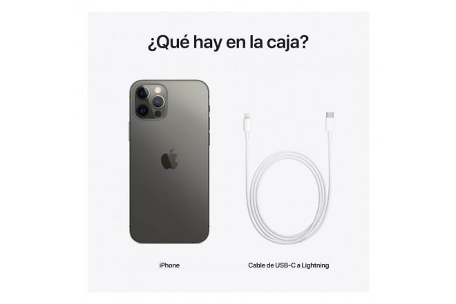 iPhone 12 Pro 256 GB Negro-8