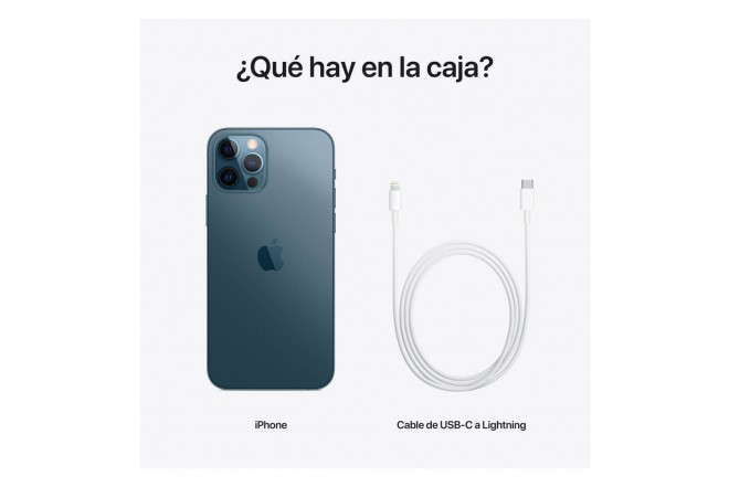 iPhone 12 Pro 256 GB Azul pacífico-8