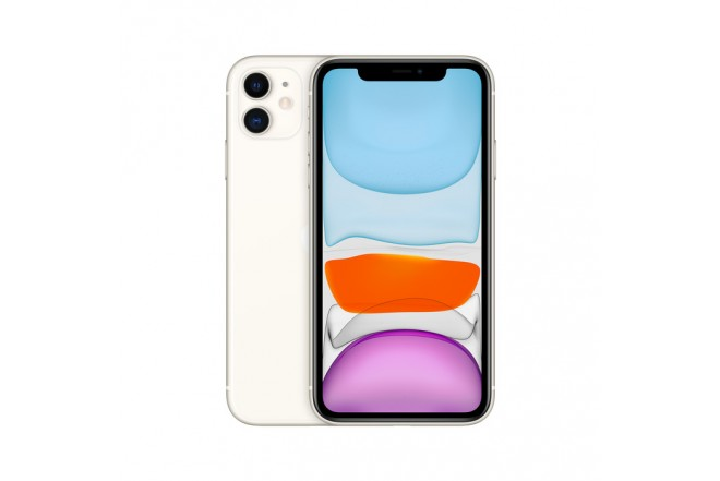 iPhone 11 64 GB Blanco-2
