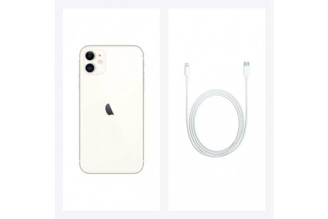 iPhone 11 64 GB Blanco-7
