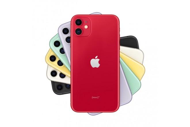 iPhone 11 128GB Rojo-1