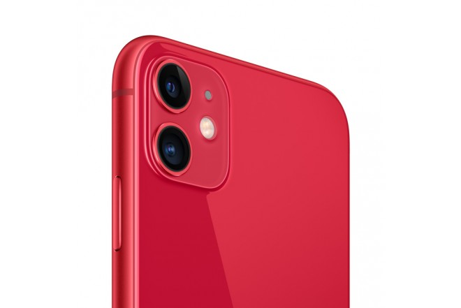 iPhone 11 128GB Rojo-4