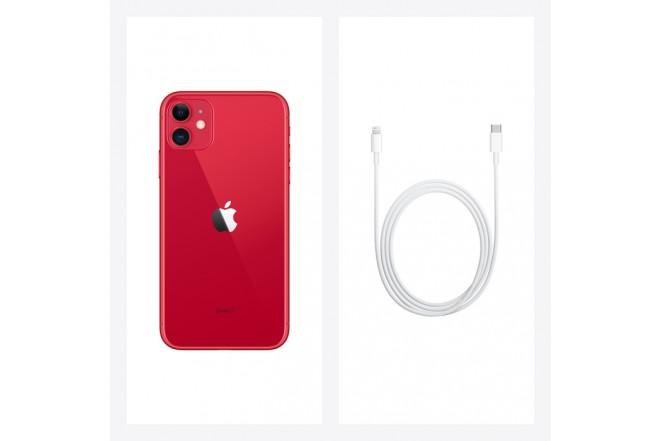 iPhone 11 128GB Rojo-7