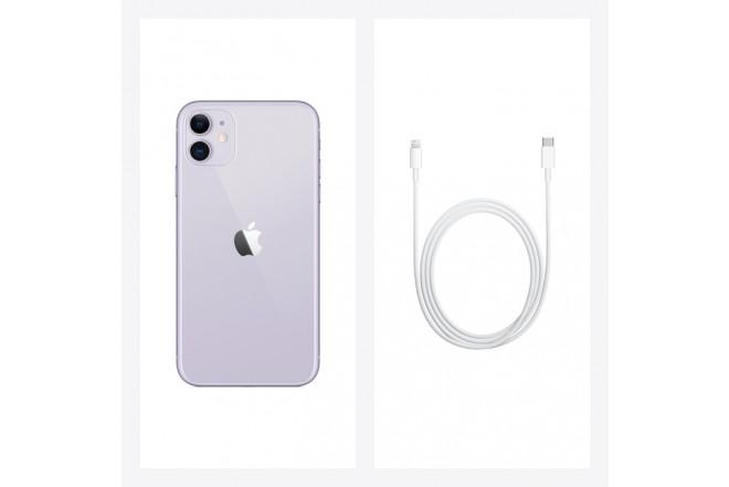 iPhone 11 128GB Morado-7