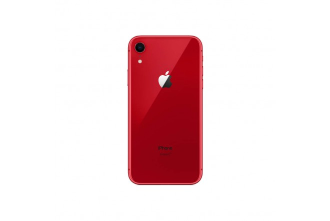 iPhone XR 64GB Rojo-4