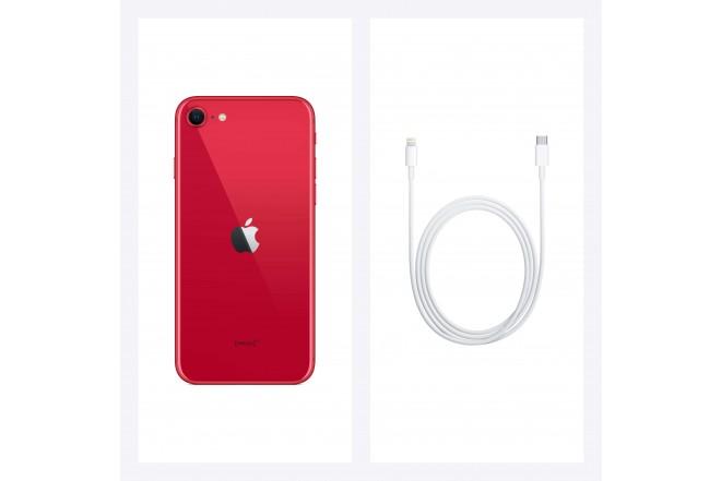 iPhoneSE 128GB Rojo-7