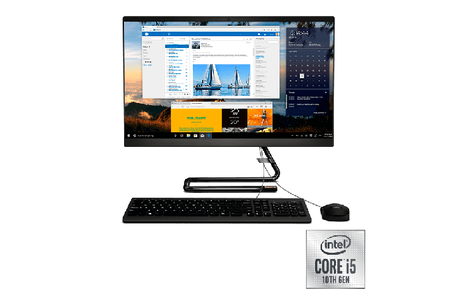 All In One Lenovo A340 Intel Core i5_0
