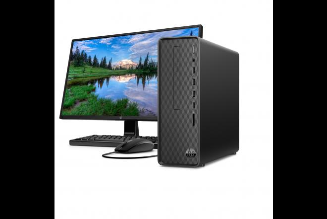 PC Escritorio HP S01-aF101bla Intel pentium RAM 4 GB Disco Duro 1TB Negro 1
