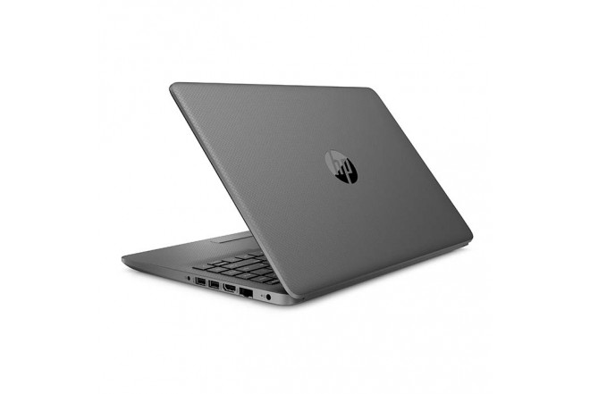 "Portatil HP 14-cf3037la Intel Core i3 14"" Pulgadas 4 GB RAM Disco Sólido 256GB Gris"