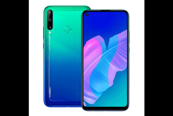 Celular HUAWEI Y7P 64GB Azul - Aurora Blue-6