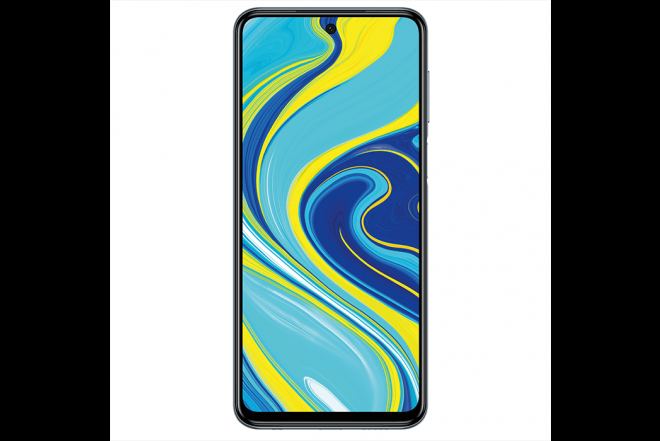Combo XIAOMI REDMI NOTE 9S 128GB Gris + Mi Band 45