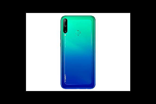 Celular HUAWEI Y7P 64GB Azul - Aurora Blue-5