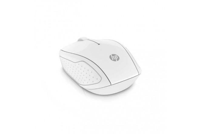 Mouse HP Inalámbrico Óptico 200 Blanco 2