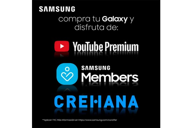 Celular SAMSUNG Galaxy FOLD 512GB Negro