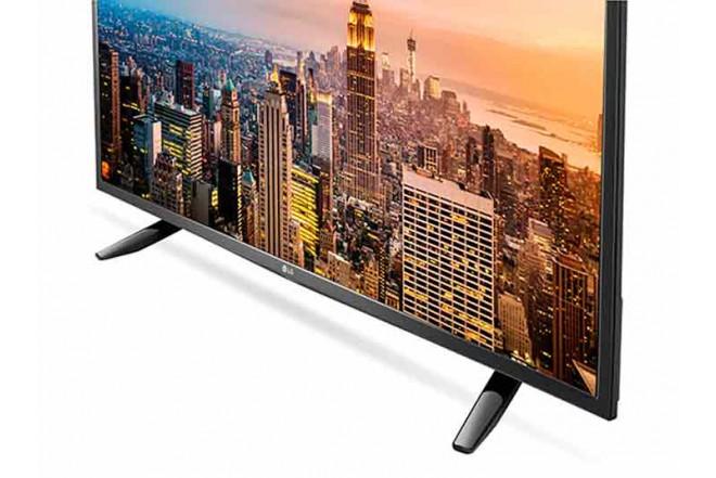 "Tv43"" 108cm LED LG 43UH610T UltraHD Internet"