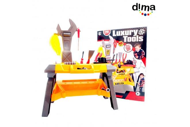 Set herramientas de lujo