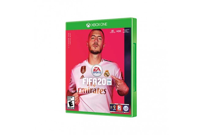Juego Xbox One Fifa 20 Rola 2