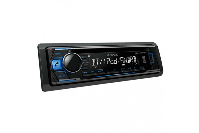 Radio Auto KENWOOD MP368BT