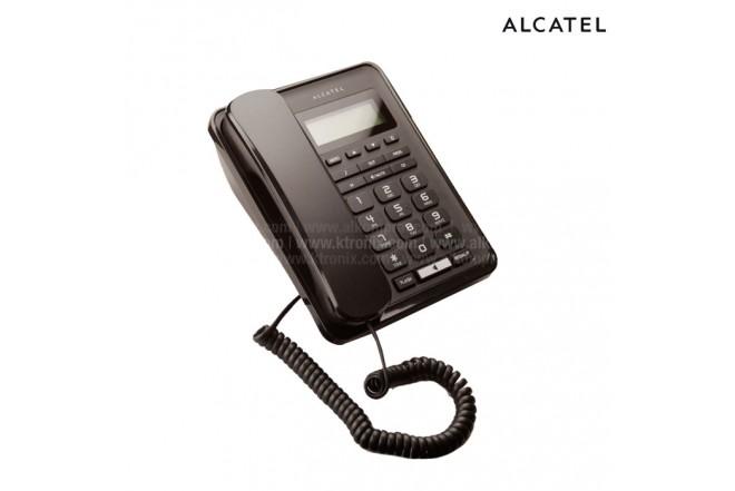 Teléfono Alámbrico ALCATEL Escritorio + ID Negro