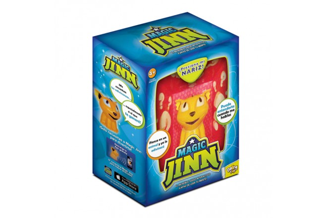 BOING TOYS Magic Jinn