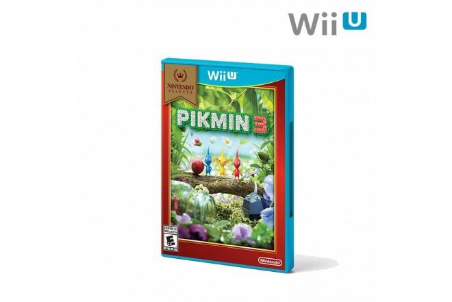 Videojuego WII U Pikmin 3 Select