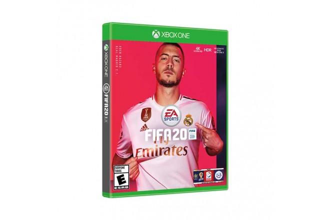 Juego Xbox One Fifa 20 Rola 3