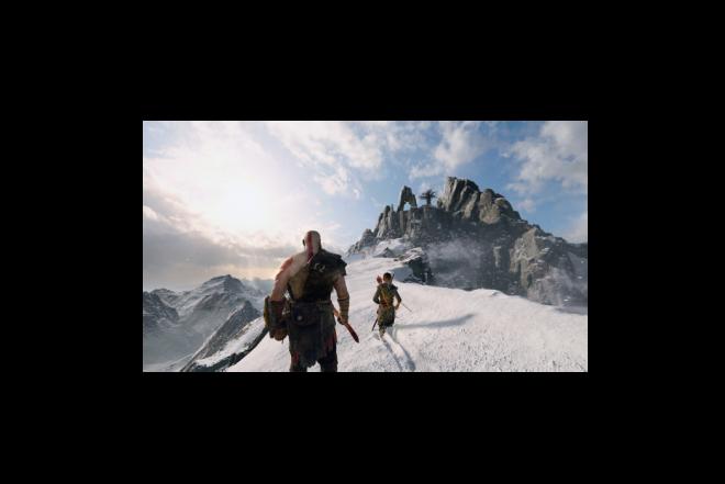 Juego PS4 God Of War Hits Lat 4