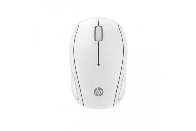 Mouse HP Inalámbrico Óptico 200 Blanco 1