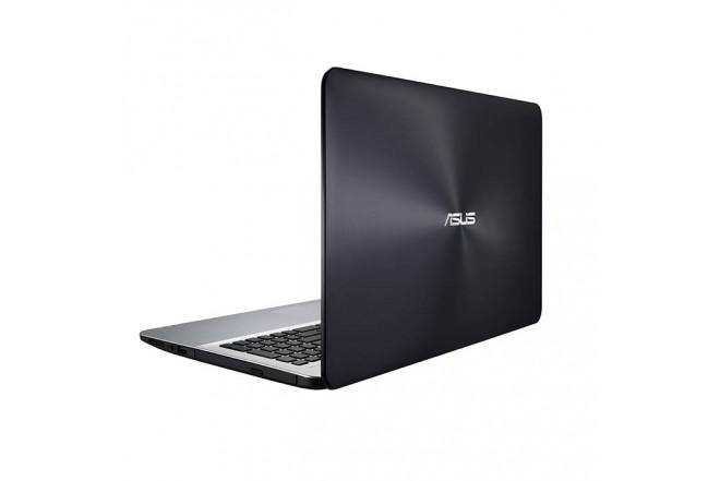 """Portátil ASUS X555QG AMD A12 15"""" Negro"""
