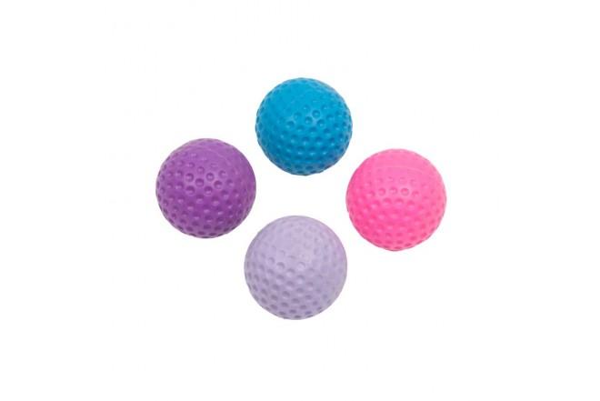 Palo Golf con 4 Pelotas AO JIE4