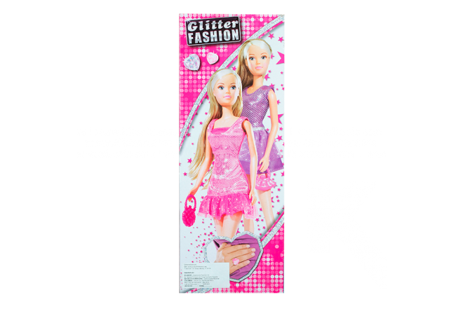 Muñeca Steffi Glitter Fashion