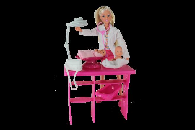 Muñeca Steffi Baby Doctor (Juguetes)