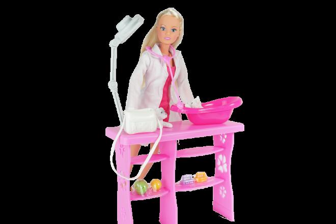 Muñeca Steffi Veterinaria (Juguetes)