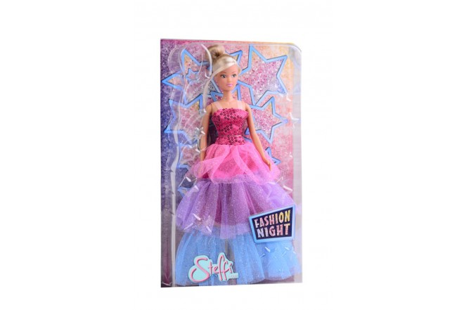 Muñeca Steffi Love fashion night Simba rosado