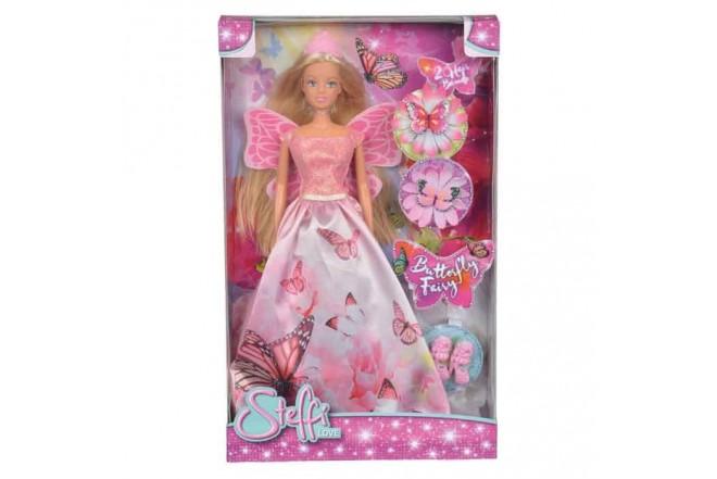 STEFFI LOVE Muñeca Butterfly Fairy