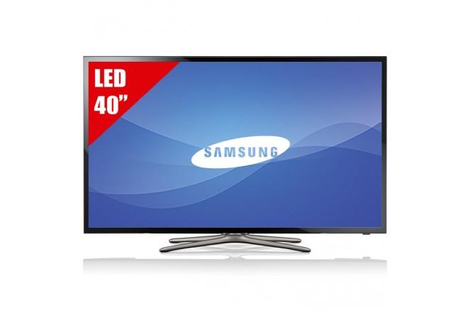 "TV 40"" LED SAMSUNG 40F5500 FHD INTERNET"
