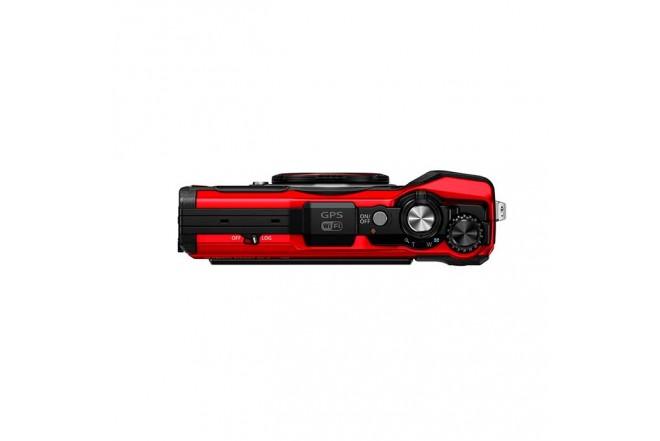 Cámara Fotográfica OLYMPUS Tough TG-6 Rojo3