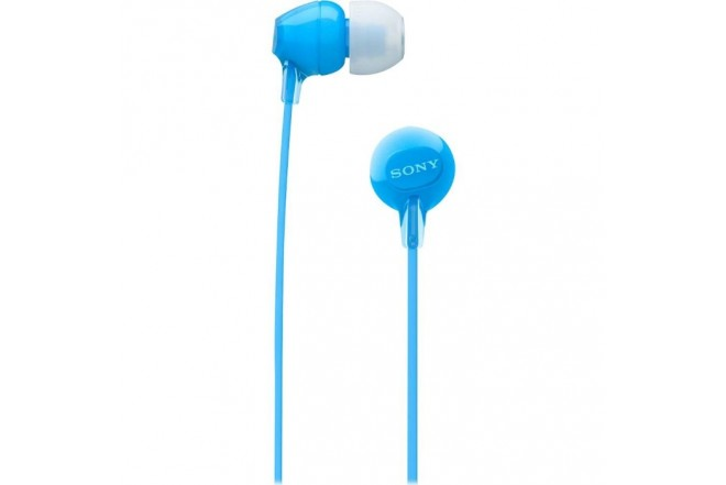 Audifonos SONY Bluetooth In Ear C300 Azul